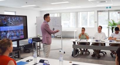 Ryan Tuckwood Sales Training